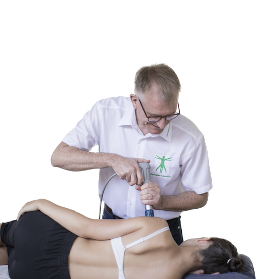 Radiale Stosswellen-Therapie